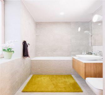 110平米一室两厅北欧风格卫生间装修效果图