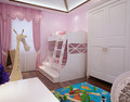 140平米别墅中式风格儿童房图片