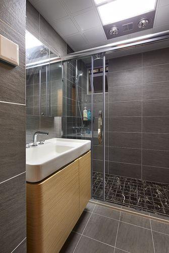 120平米四室一厅新古典风格卫生间欣赏图