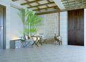 110平米三室两厅东南亚风格其他区域图片