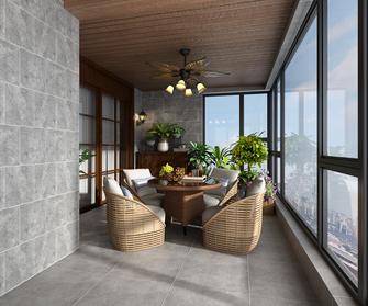140平米四室两厅其他风格阳光房装修案例