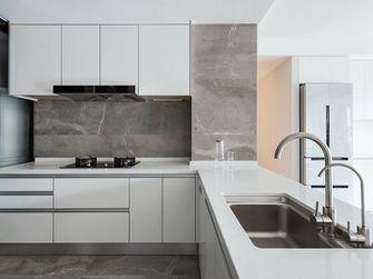 90平米三室两厅北欧风格厨房设计图