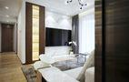 100平米三室两厅宜家风格客厅欣赏图