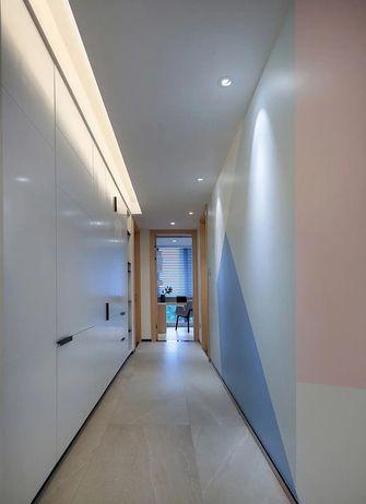 140平米三现代简约风格走廊图