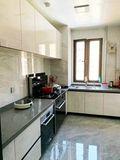 120平米三室两厅北欧风格厨房图