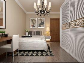 100平米三現代簡約風格臥室裝修效果圖