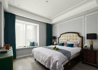 90平米三美式风格卧室设计图