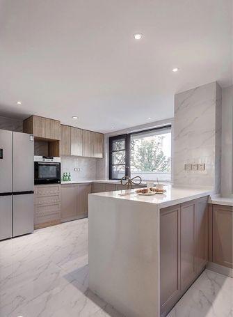 100平米三室两厅法式风格厨房图片大全