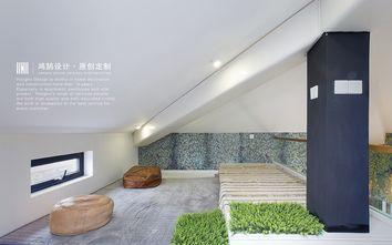 富裕型140平米复式北欧风格阁楼图