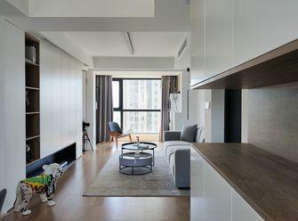 80平米三室一厅现代简约风格餐厅图片大全
