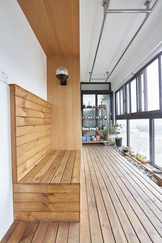 80平米宜家风格阳台图