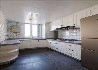 110平米三室一厅欧式风格厨房图