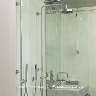 50平米一室一厅美式风格卫生间欣赏图