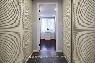 140平米三室两厅北欧风格走廊欣赏图
