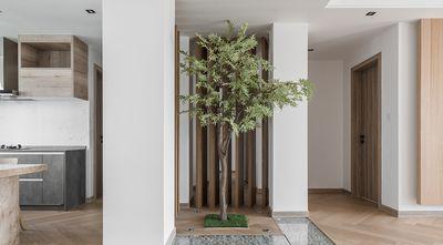 140平米四室两厅日式风格玄关图