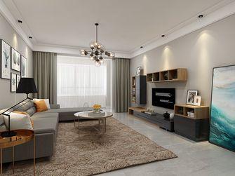 130平米三室两厅北欧风格走廊装修效果图
