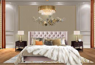 90平米公寓美式风格卧室装修案例