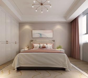 140平米三室一厅其他风格卧室效果图