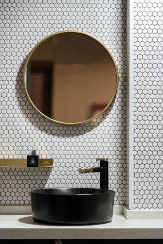 90平米一居室新古典风格卫生间图片大全