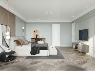 110平米四室五厅现代简约风格卧室装修图片大全