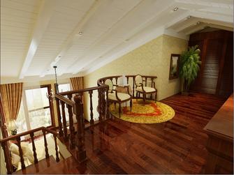 140平米四室两厅欧式风格楼梯间图