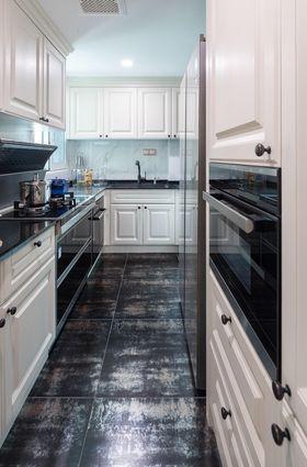 100平米四室兩廳美式風格廚房效果圖