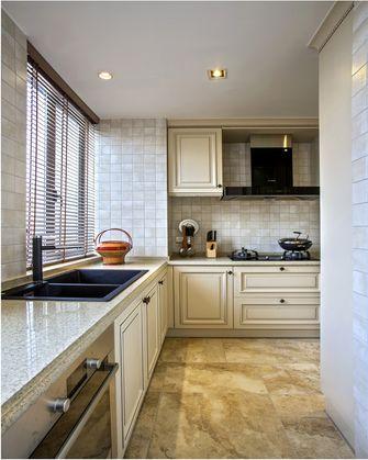 70平米田园风格厨房图片大全