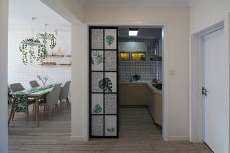 100平米三室两厅北欧风格厨房图片大全
