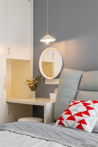 70平米一居室北欧风格卧室效果图