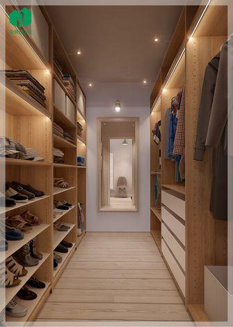 100平米公寓现代简约风格衣帽间装修效果图