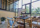 140平米四室两厅法式风格阳光房图片