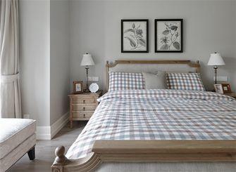 120平米三室两厅美式风格卧室效果图