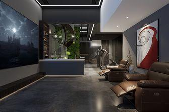 140平米别墅现代简约风格影音室图片大全