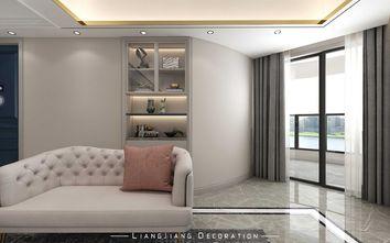 140平米三室一厅其他风格玄关图