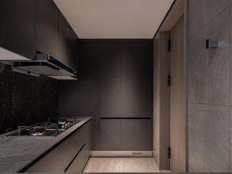 130平米三室两厅现代简约风格厨房图片