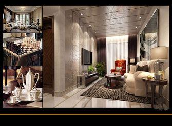 140平米美式风格储藏室图
