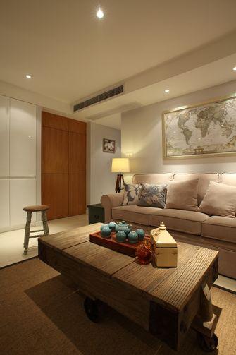 70平米公寓美式风格客厅欣赏图