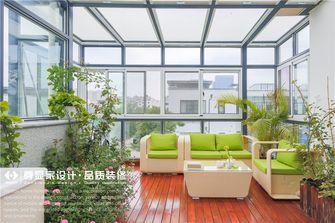 130平米复式中式风格阳光房欣赏图