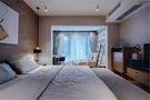 130平米复式北欧风格卧室装修图片大全