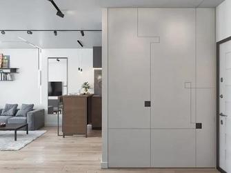 70平米一室一厅现代简约风格玄关设计图
