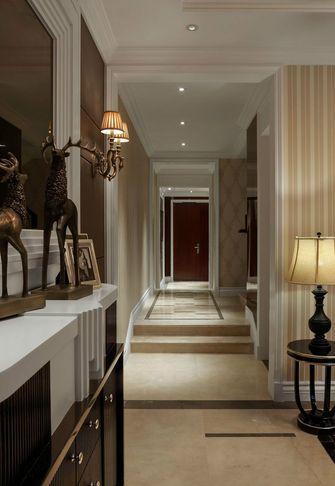 110平米新古典风格走廊效果图