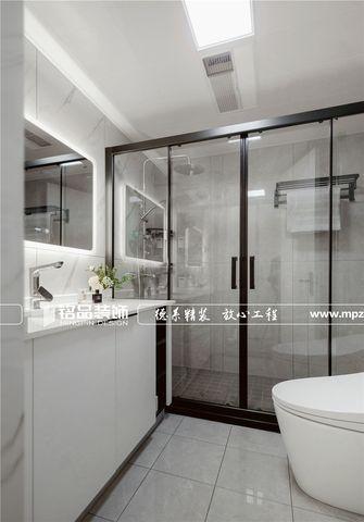 130平米三室两厅其他风格卫生间欣赏图