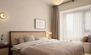100平米三日式风格卧室图片