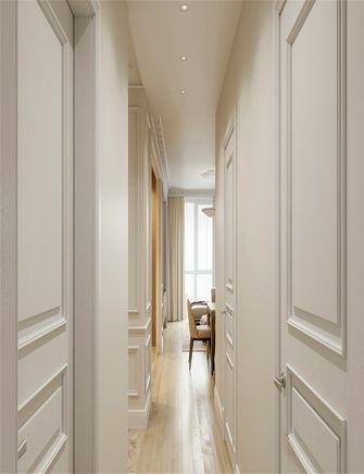 110平米三室一厅其他风格走廊图