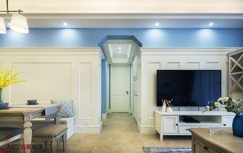 110平米三室两厅美式风格走廊图片大全
