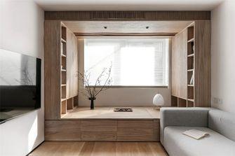 50平米一室一厅日式风格卧室装修案例