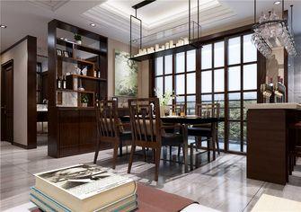 120平米三室两厅中式风格餐厅图片
