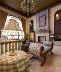 140平米四室一厅欧式风格卧室装修效果图