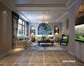 140平米四室两厅地中海风格阳光房装修图片大全