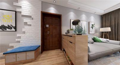100平米三室两厅欧式风格玄关欣赏图